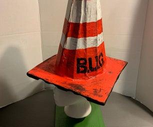 Traffic Cone Hat
