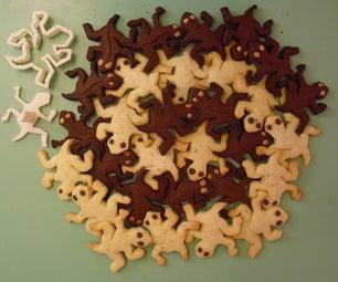 Escher Cookies