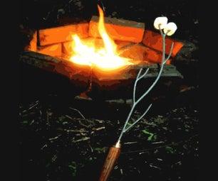 Ultimate Marshmallow Roasting Sticks