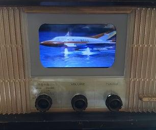 RetroFuture Vacuum Tube Multimedia Player - Bluetooth Tube Radio Project #7