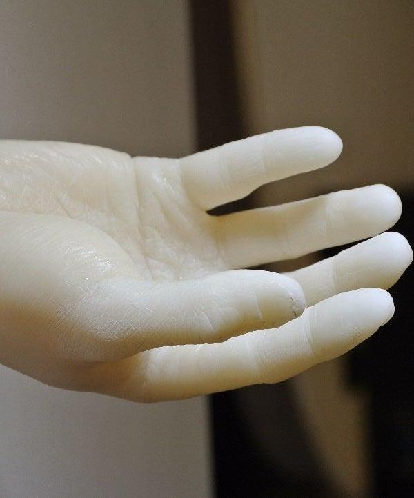 How to Lifecast a Hand With Alginate