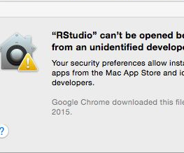 How to Open Third-Party Apps From Unidentified Developers in Mac OS X Yosemite, Mountain Lion, and Mavericks