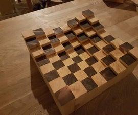 Multi-level Chess Board