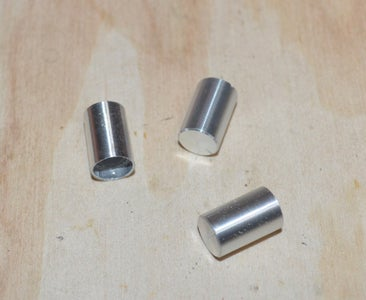 Adding the Aluminium Knobs to the Shotgun Caps