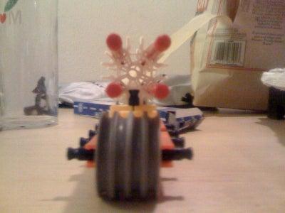 Knex Rocket Car