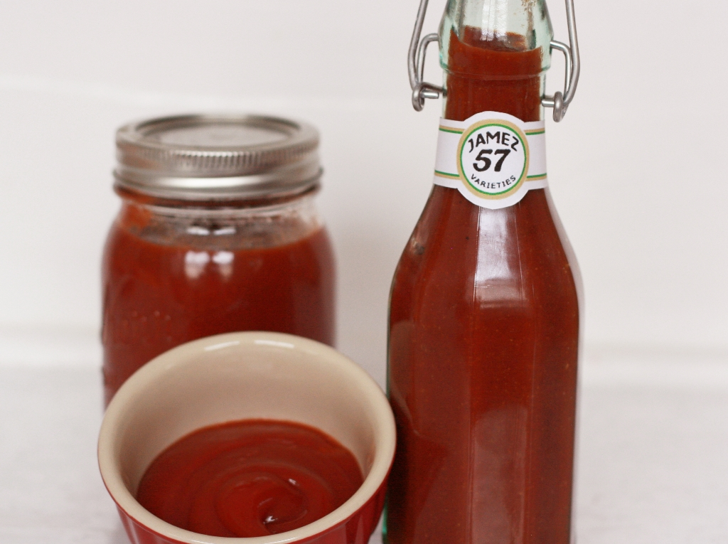 Ketchup (Catsup) Recipe