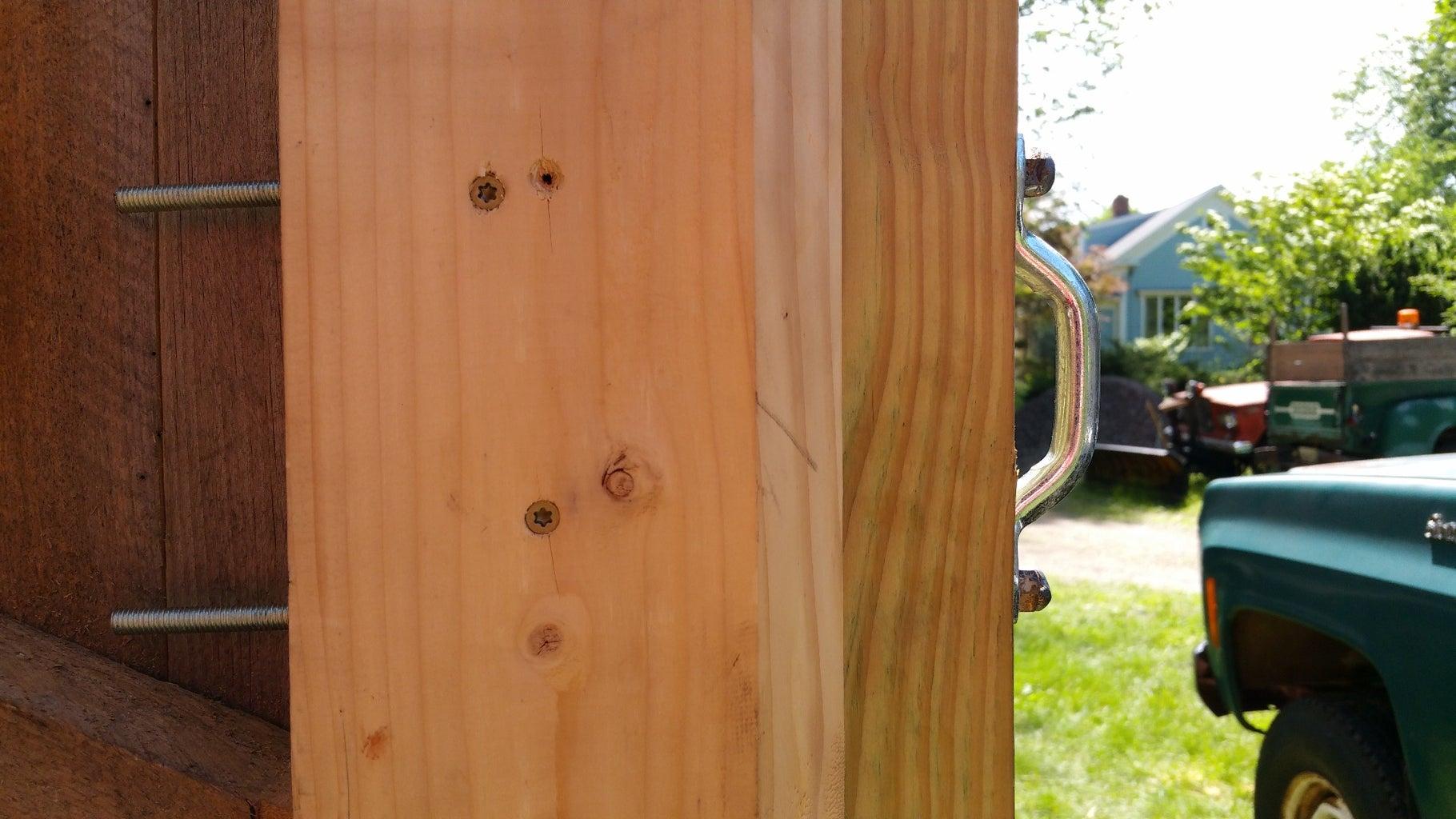 Installing the Door