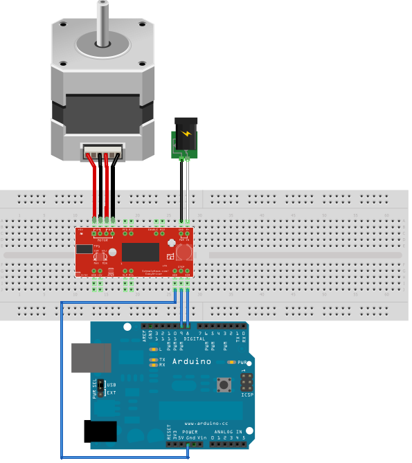 How to Set Up a Stepper Motor in Under 10 Minutes