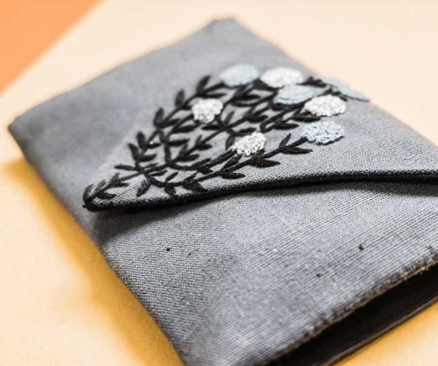 How to Make a Cute Needle Case...