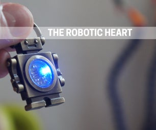 Robotic Heart - You Can Make a Product!