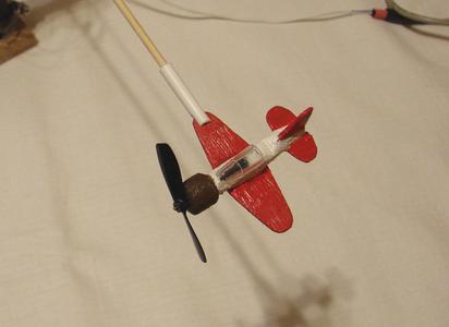 Propeller Mounting