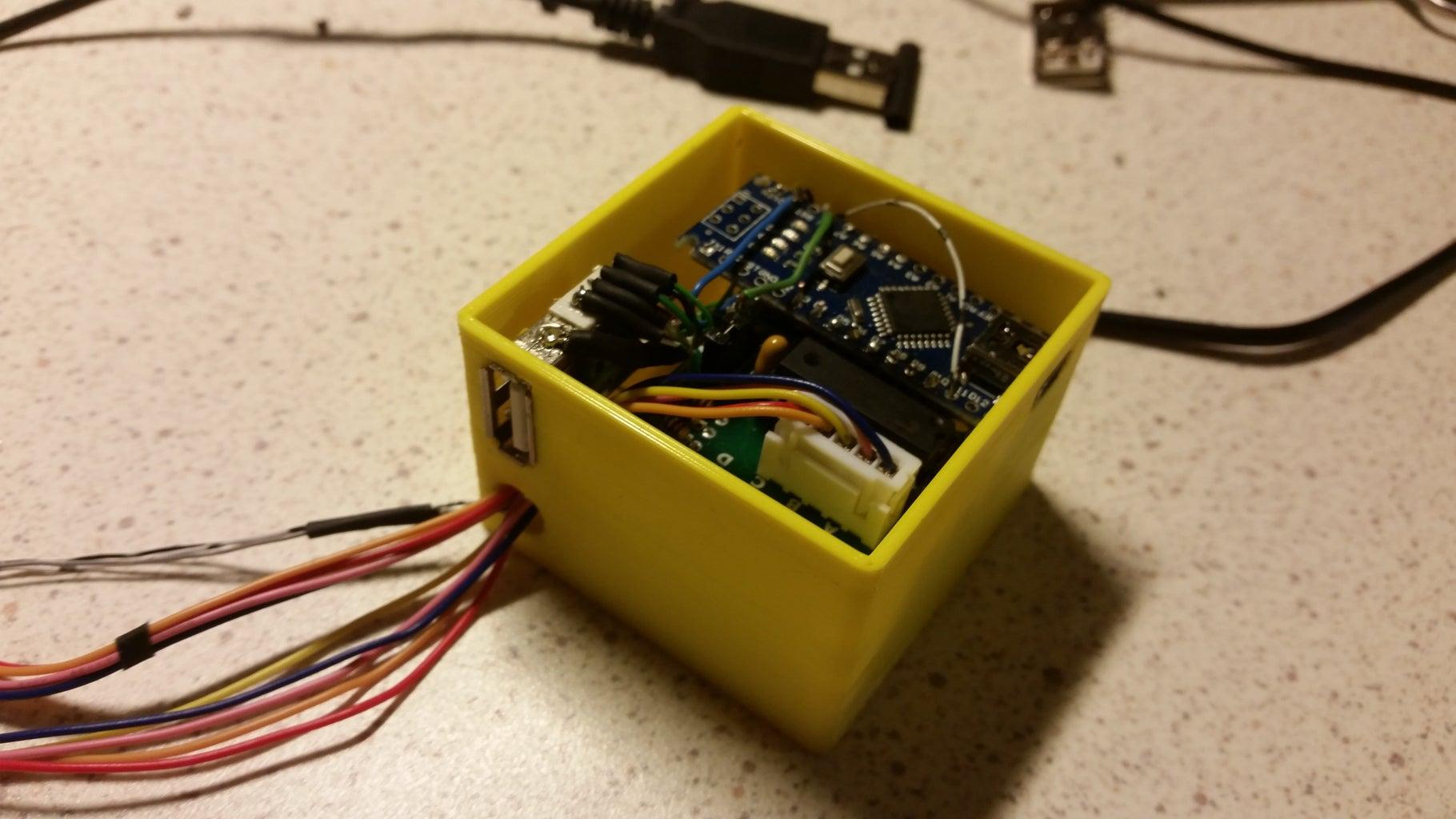 Wiring Motors With Arduino