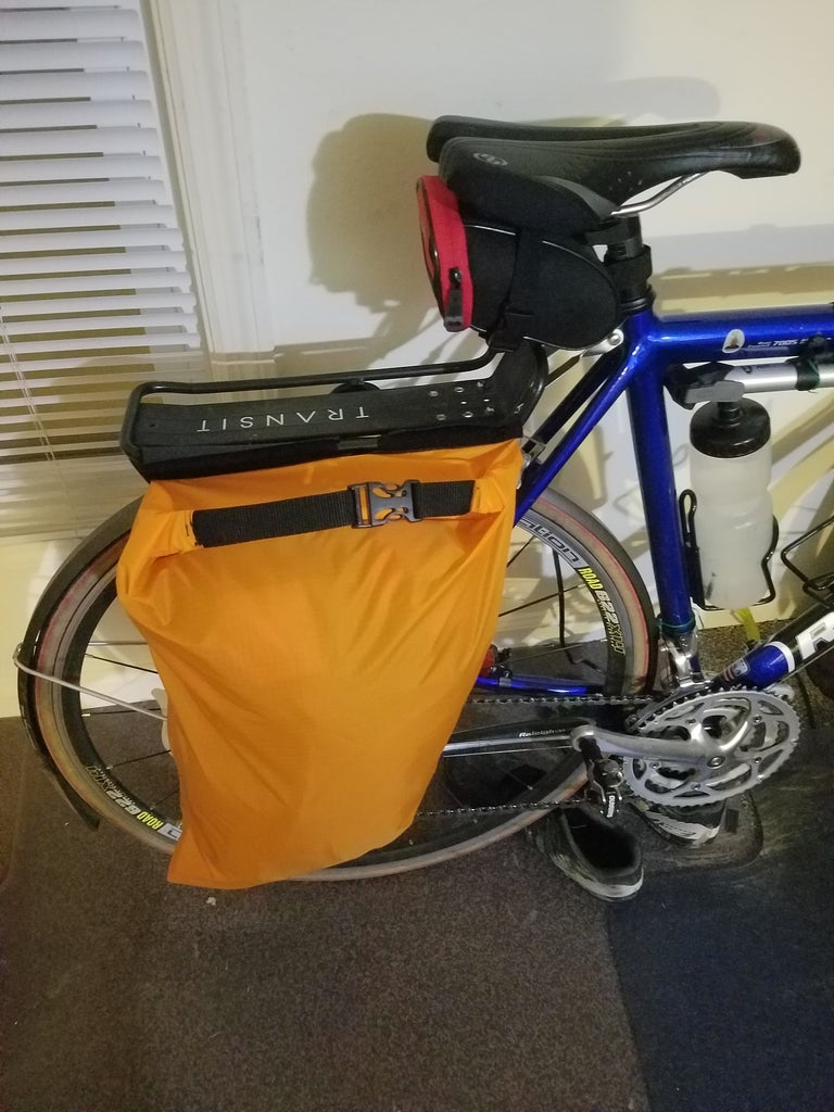 Bicycle Pannier in 90 Minutes