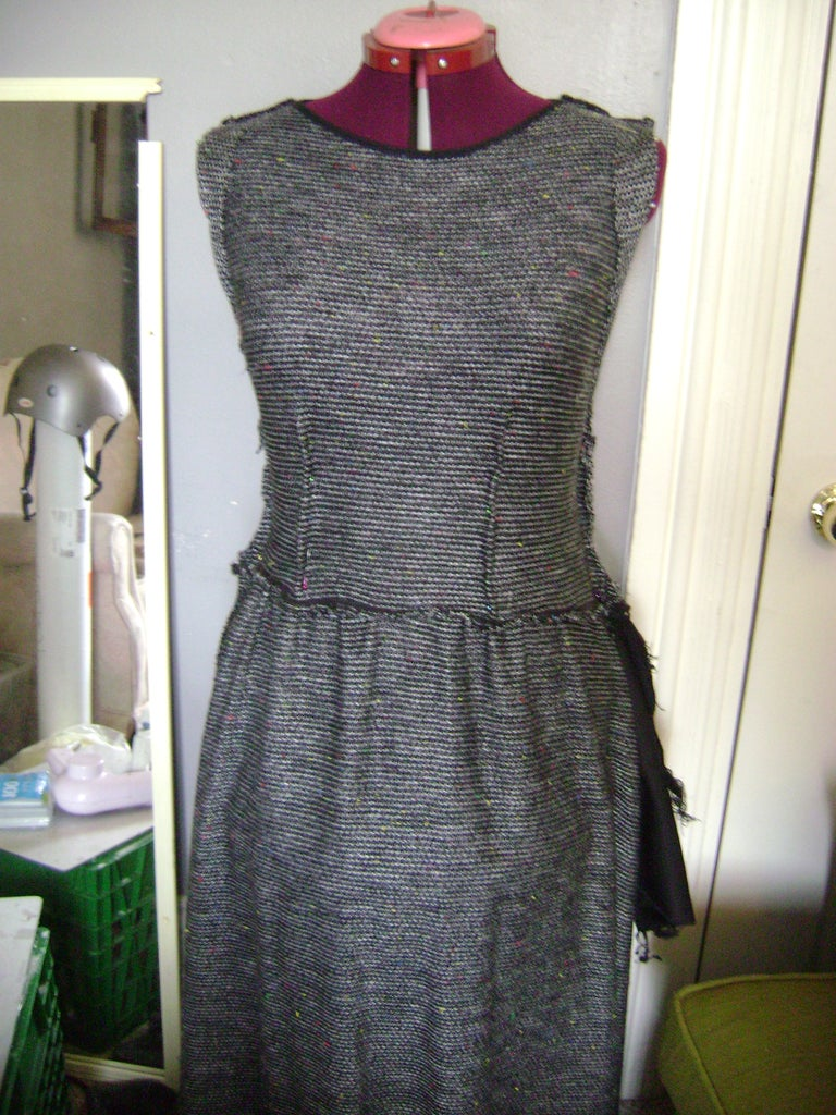 Sewing Shredder's Outfit