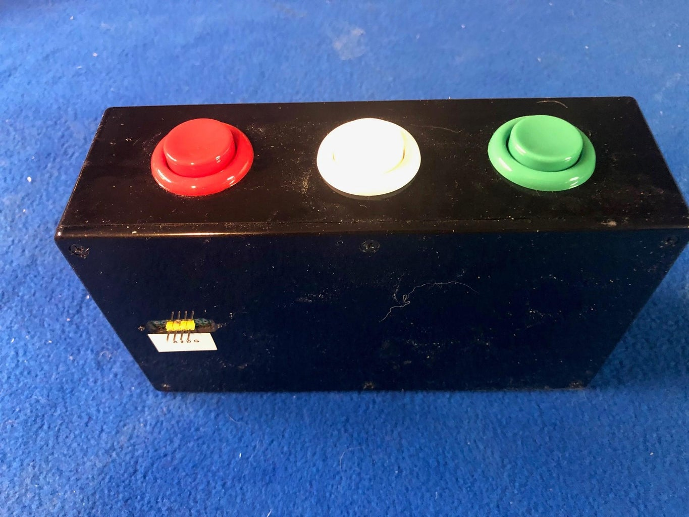 Game Input Buttons (Switches) and Case