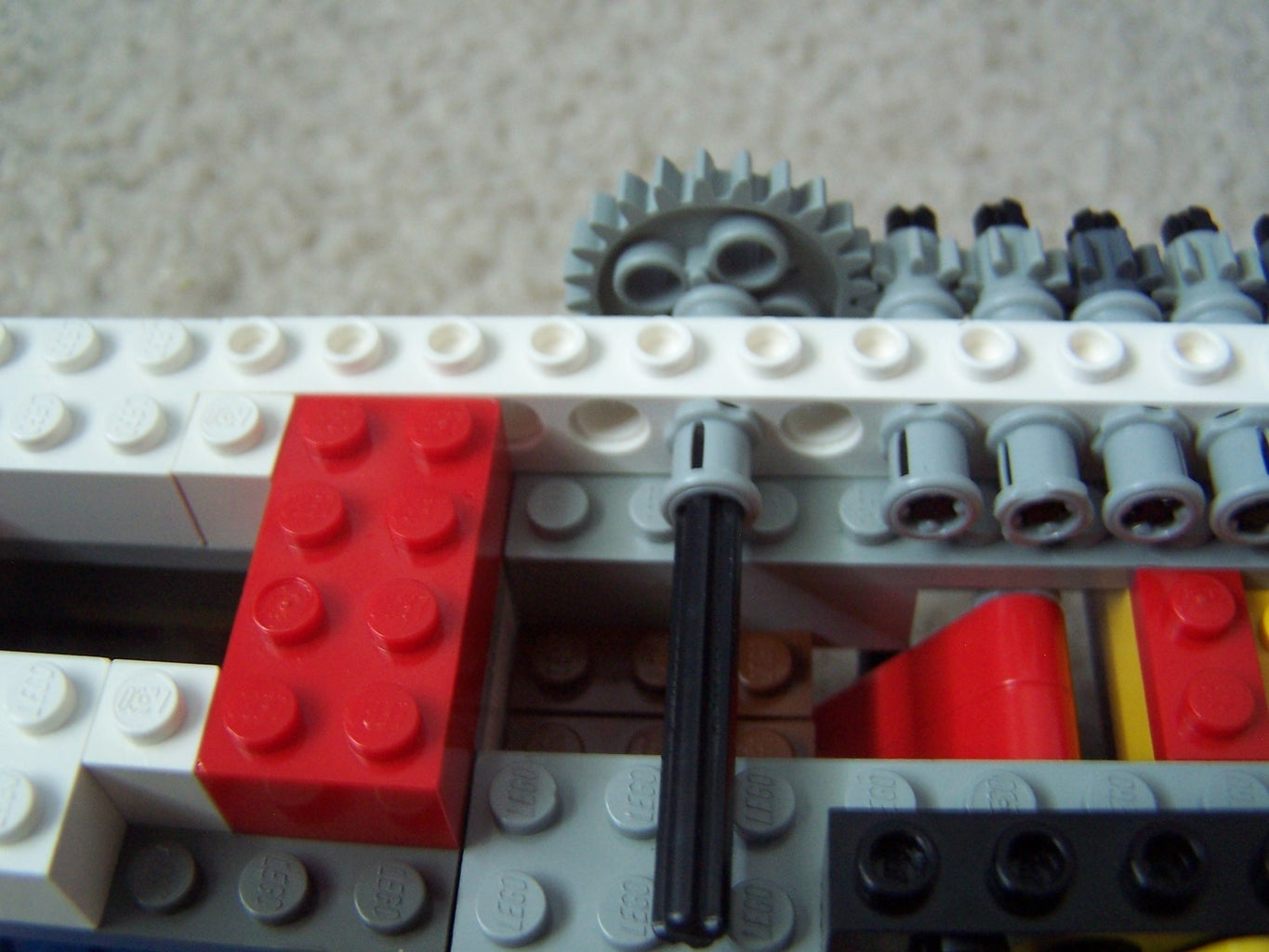The Rest of the Mechanism + Connecting the Parts