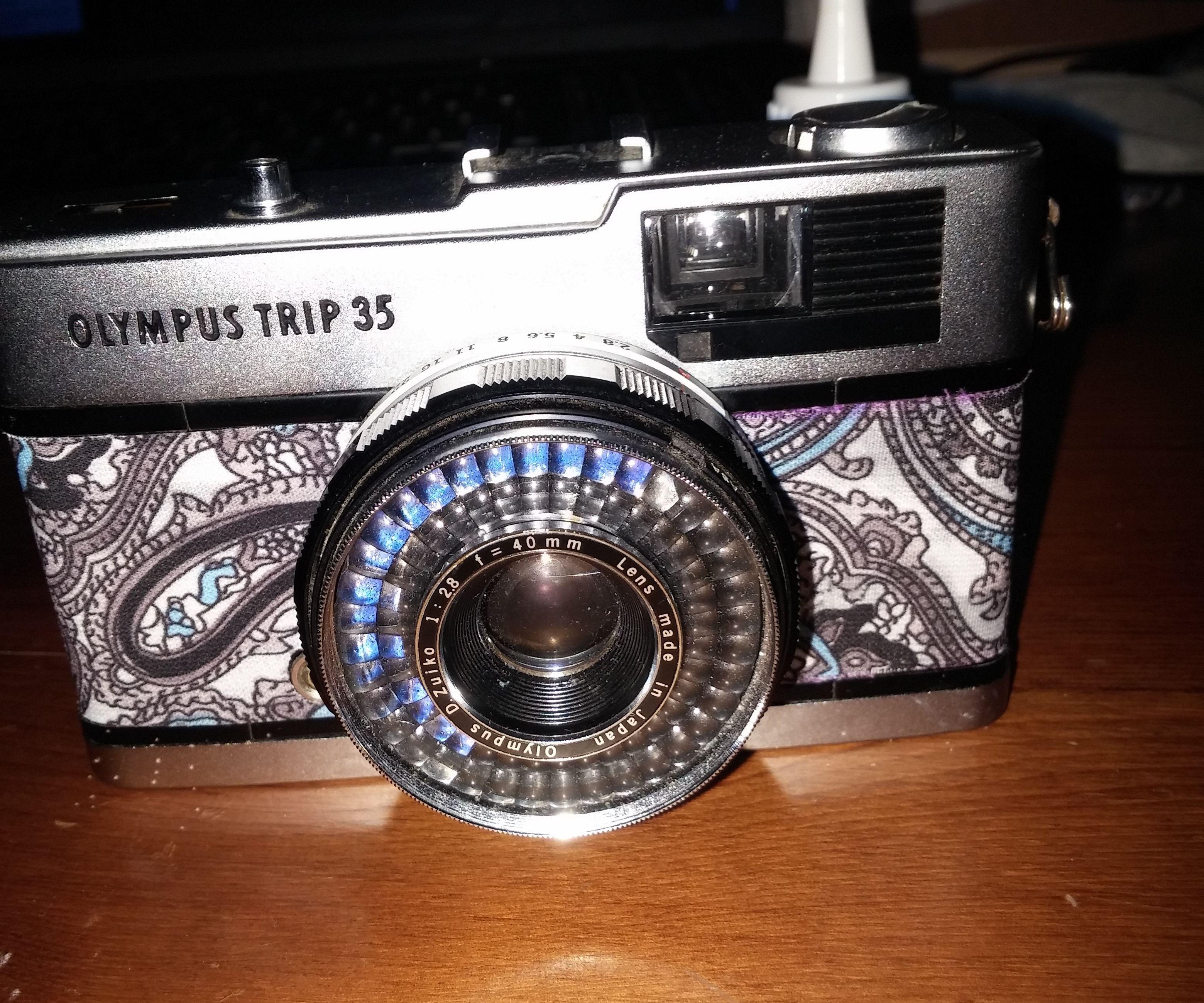 Custom Fabric Camera Reskin