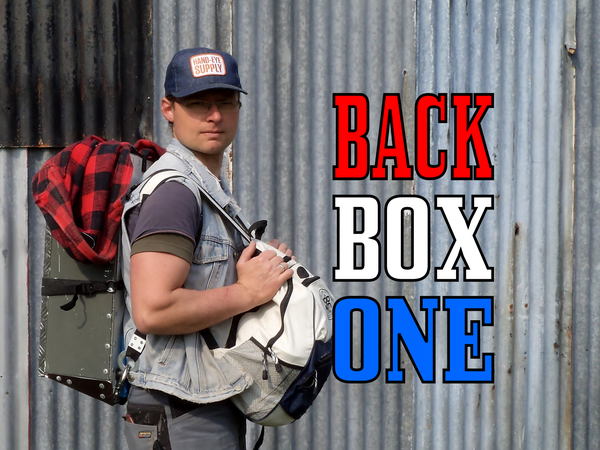 BACKBOX ONE - More Than Just a Heavy Duty (tool) Carrier