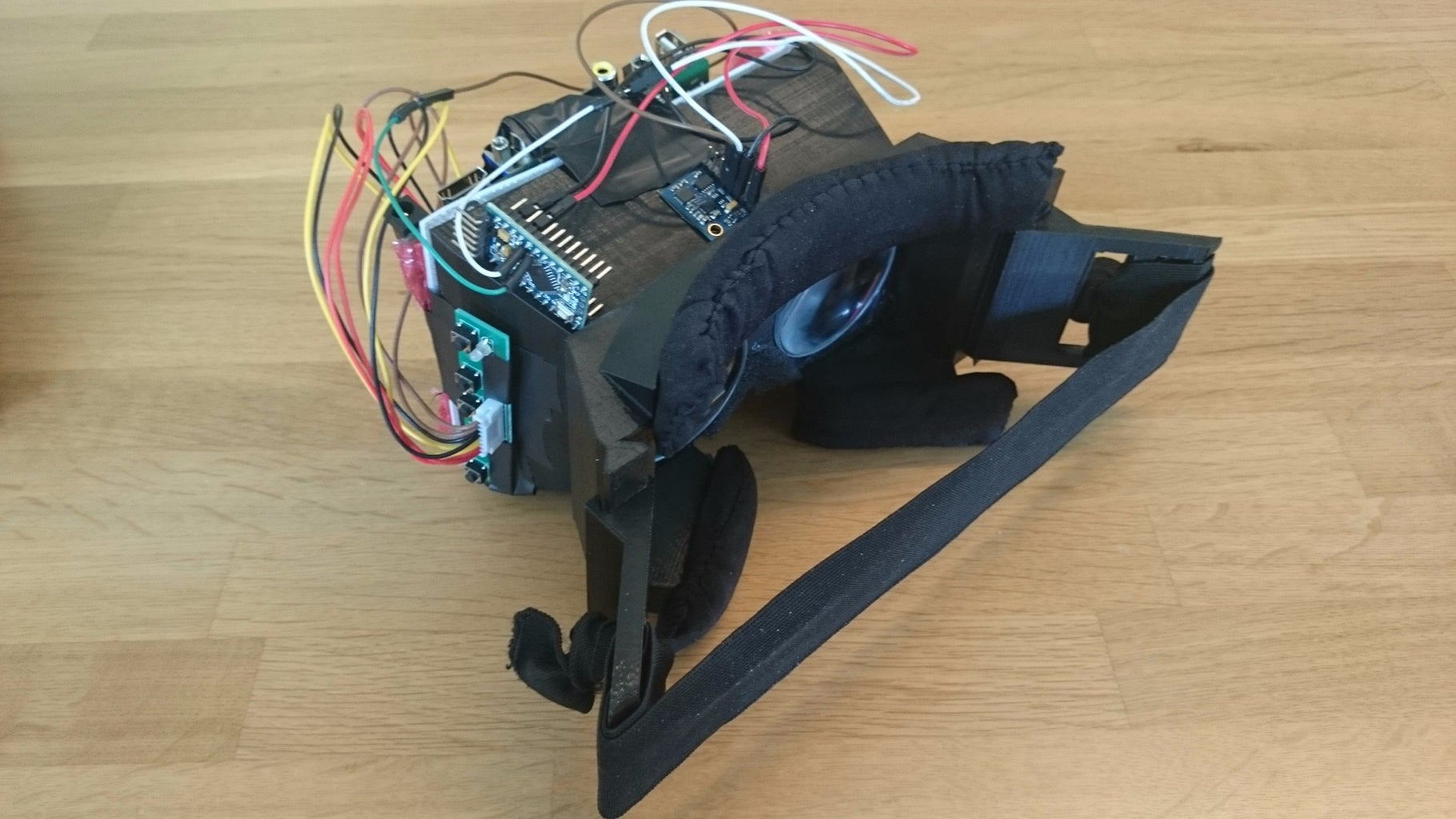 Hardware 1 : Headtracking Sensor