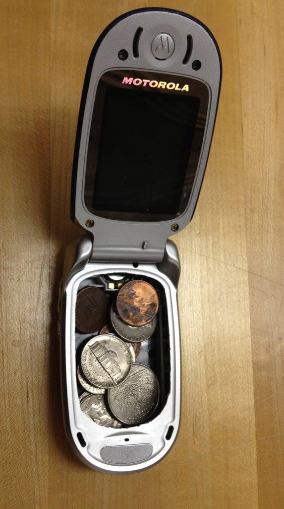 Assembling the Shell Phone