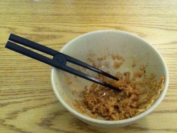 Training Chopsticks (Chindogu)