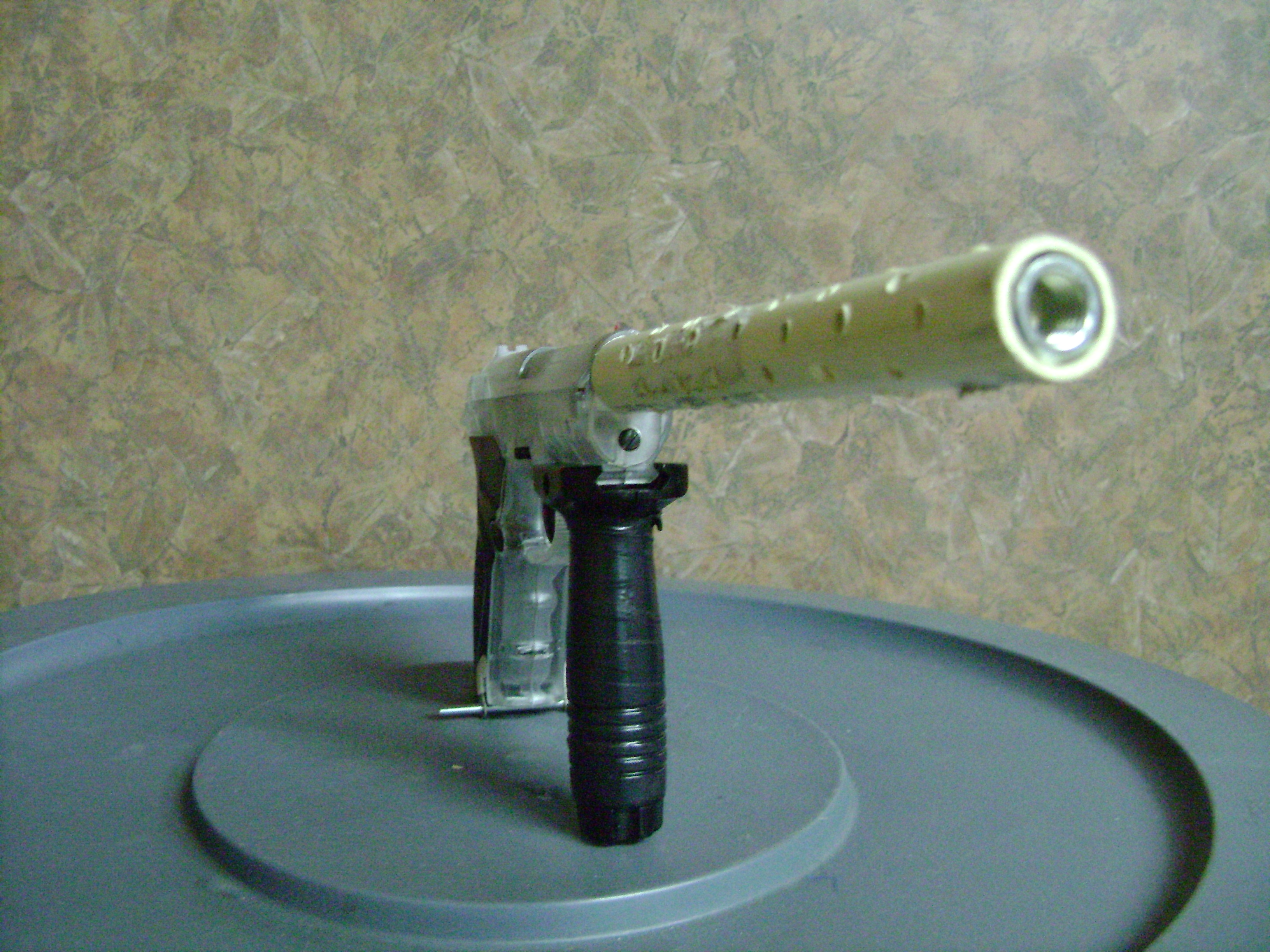 A Working Silencer for Your CO2 Airsoft Gun