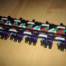 Knex Sprocket Track Treads
