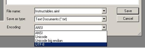 Formally Convert Your Text File to AIML File.