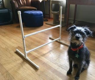 Build a Small Agility Jump