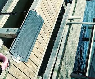 Solar Jet Ski Charger