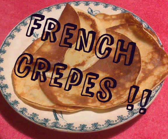How to cook french crêpes !!!