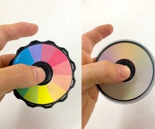 Newton Disc Spinner