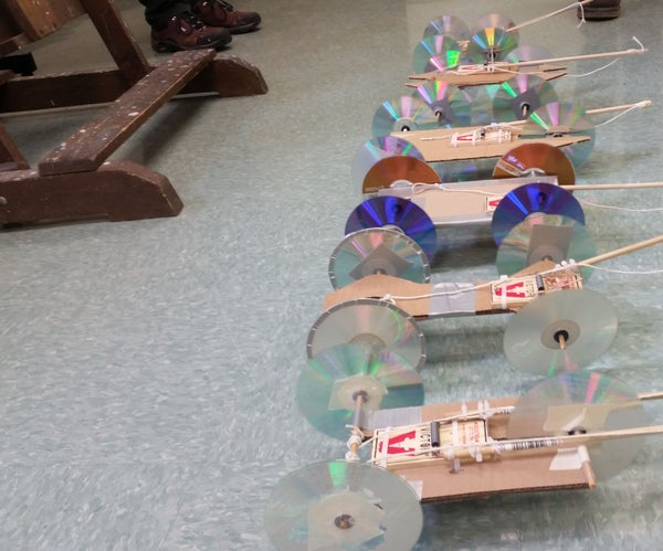 Build a Mousetrap Car