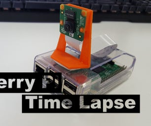 Making Time-Lapse Video With Raspberry Pi
