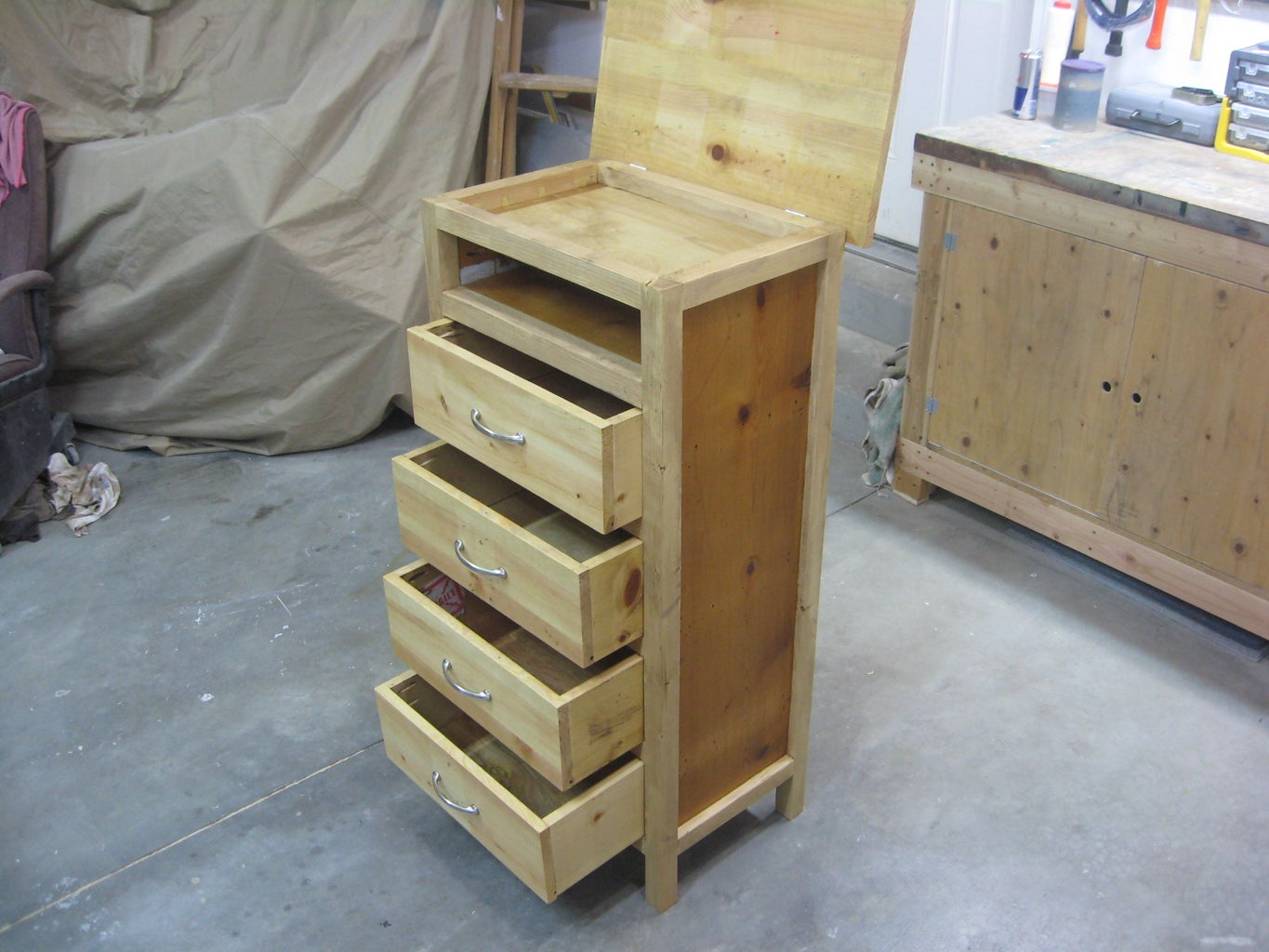 Completed Chest