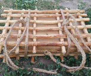 Wooden Plant Press