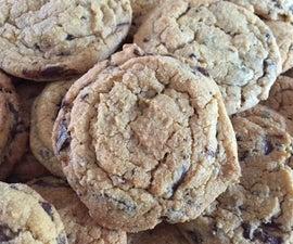 Chewy Choc Chunk Cookies