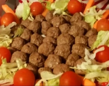 Tasty Meat Balls