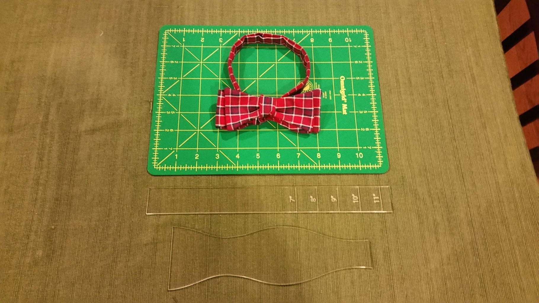 Learn to Tie a Bow Tie