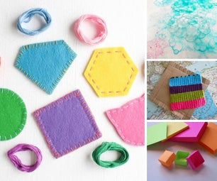Easy Projects to Make With Kids