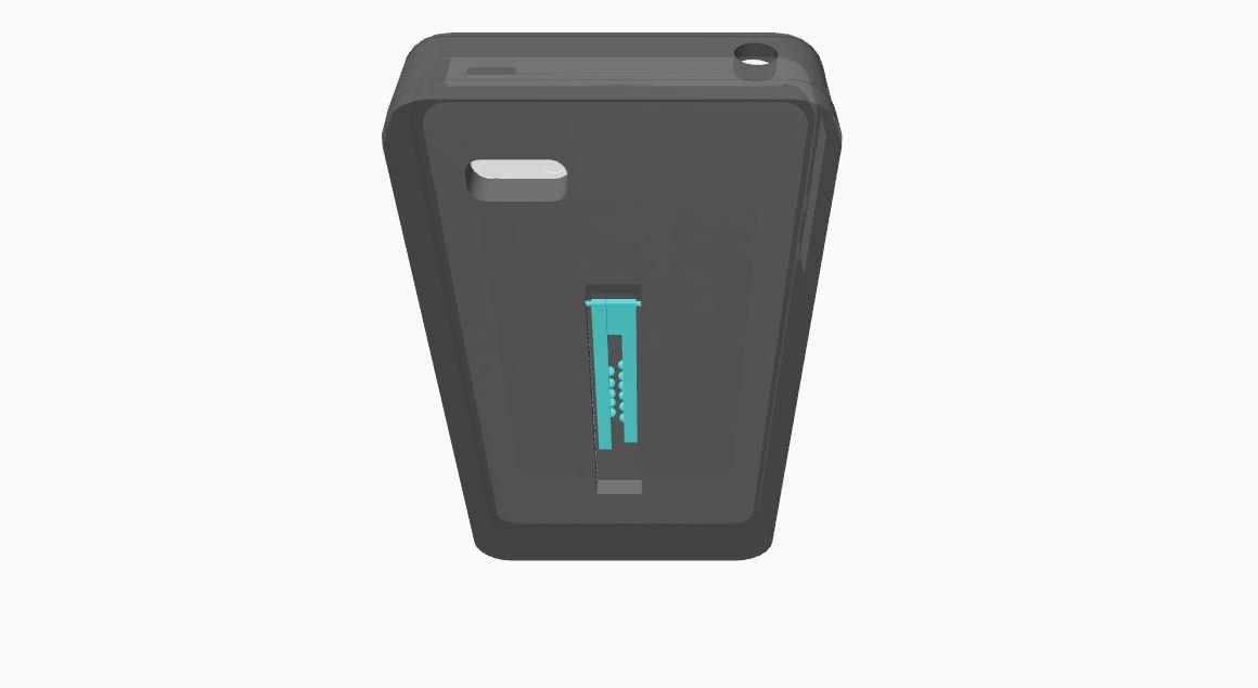 3n1 iPhone Case/Vent Clip/Kickstand