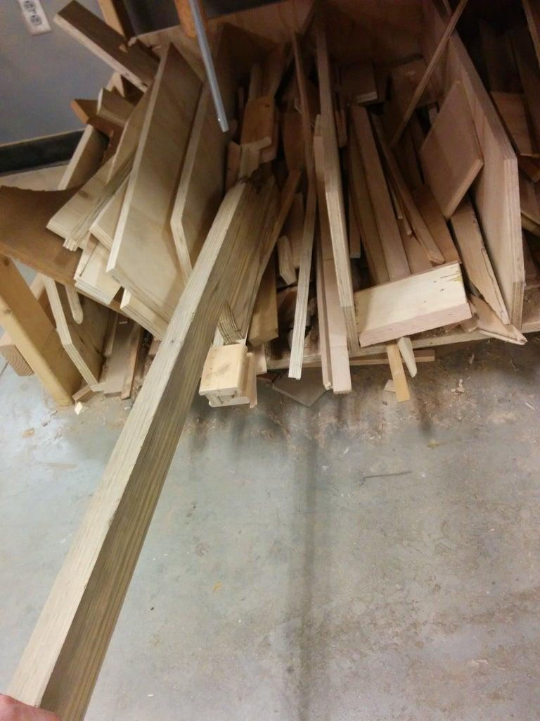 Select and Prep Wood
