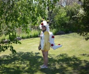 Mega Ampharos Costume