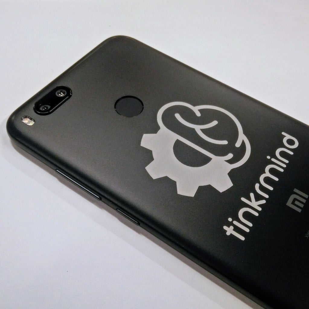 Laser Engrave Your Phone!