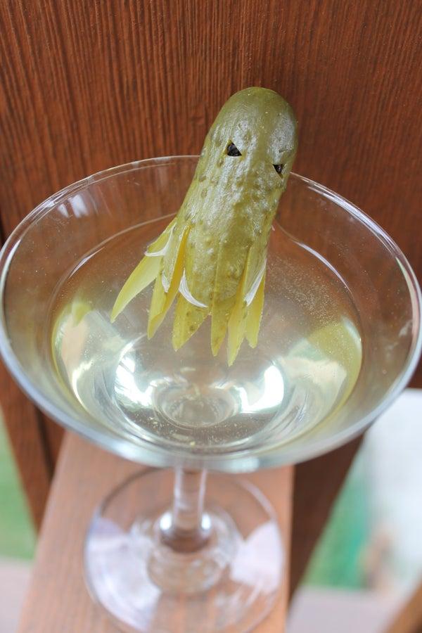 Kraken Pickletini
