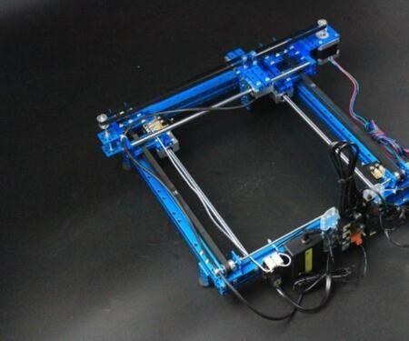 Mini XY Laser Engraver by Makeblock