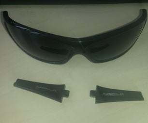 How to Repair Broken Glasses Sidepieces With 3d Printing
