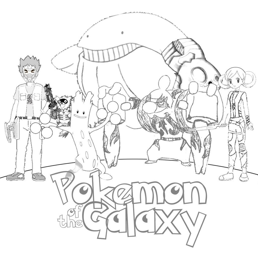 Pokémon of the Galaxy