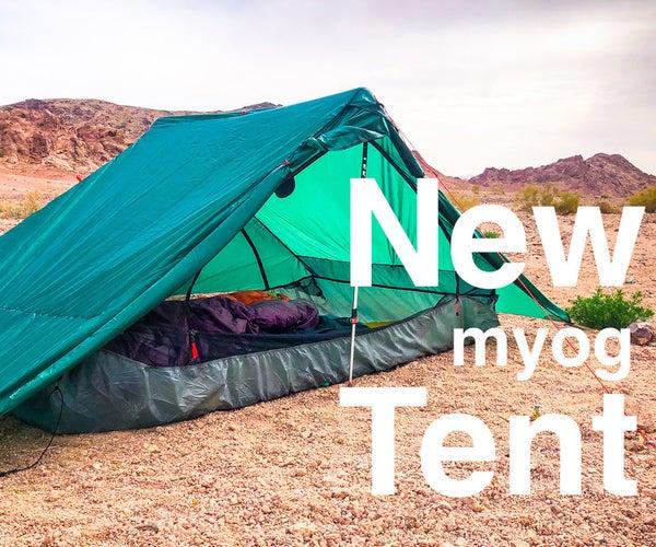 Ultralight 2-person 3-Season 35oz Tent
