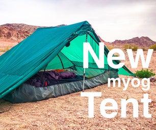 超轻双人三季35盎司帐篷